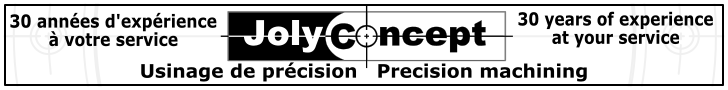 Usinage de précision - Precison Machining